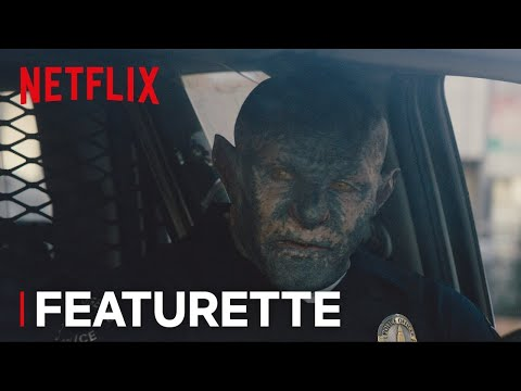 Bright  Featurette: Ward and Jakoby HD  Netflix