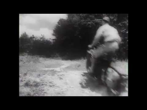 US Army Motorcycle Dispatch Riders Road Test