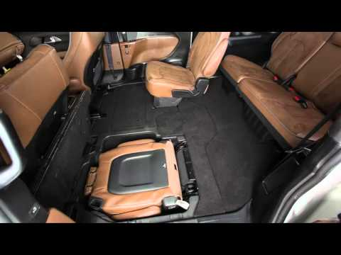 Stow-n-Go-Fold seats for more cargo space in 2017 Chrysler Pacifica