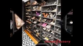 Mary Alice Stephenson Before & After Closet Makeover By Closet Factory Video