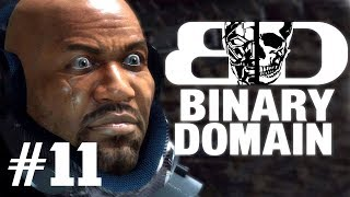 Two Best Friends Play Binary Domain (Part 11)