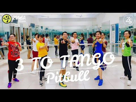3 TO TANGO (Salsaton) - Pitbull - Zumba Fitness - Dance Fit - ZS Crew Thanh Truong