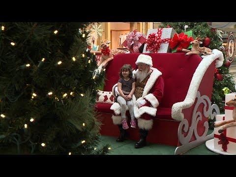 Sensory-Friendly Santa Popping Up In Shopping Malls Across Northeast Ohio