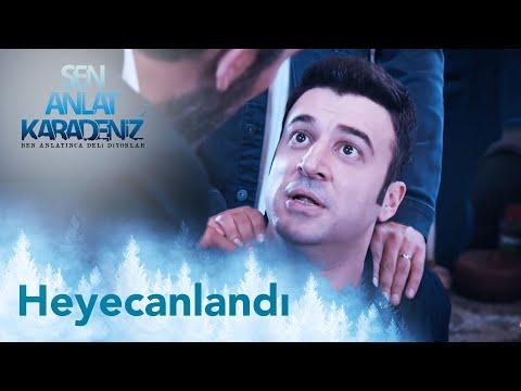 Ali'nin Heyecanı - Sen Anlat Karadeniz 60. Bölüm