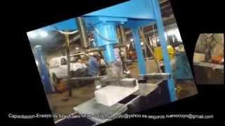 LADRILLOS ECOLOGICOS EL BAJO Desarrollo de producto y planta de produccion