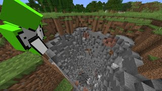 Minecraft, But Every Chunk Explodes...