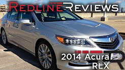 2014 Acura RLX – Redline: Review