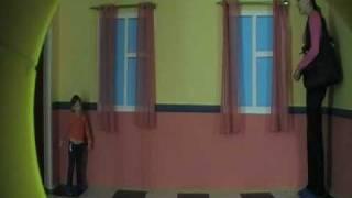 Галилео - комната Эймса