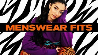 We Dressed in Menswear and SERVED LOOKS ~ NAYVA Ep #10 ~ BEAUTY & FASHION EVERY WEEK