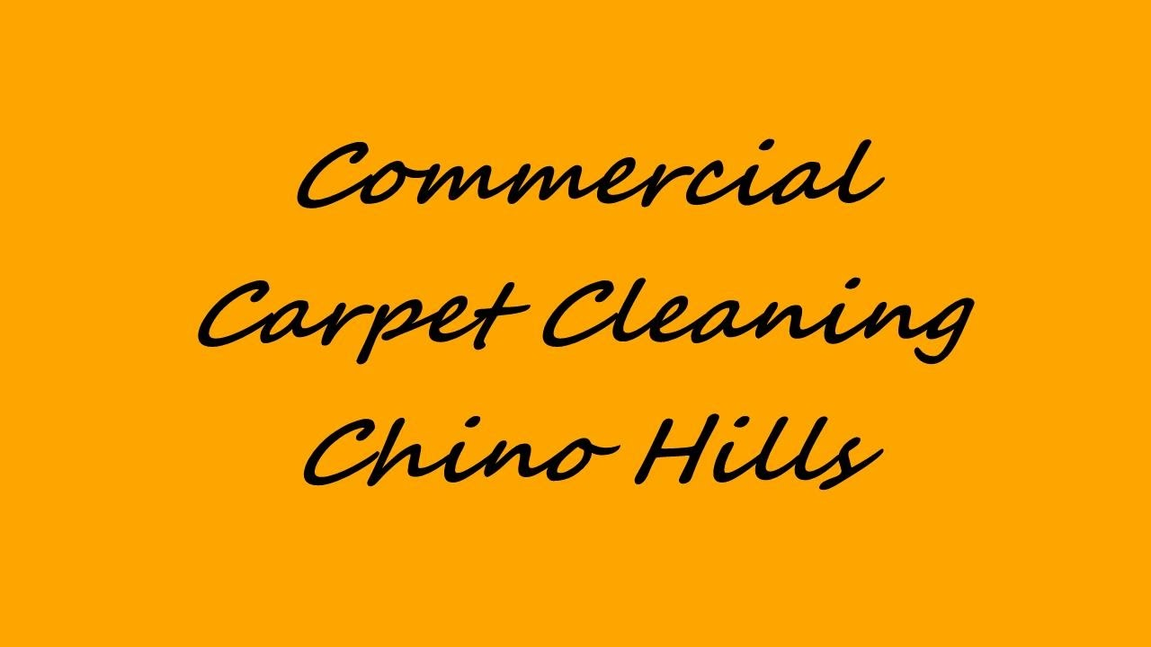 Commercial Carpet Cleaning Chino Hills Youtube