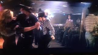 Urban Cowboy Dance scene