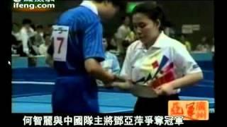 亚运广州2010-04-30 原中国乒乓球队女将小山智丽