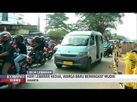 Jakarta-Bekasi via Kalimalang Padat Kendaraan Mp3