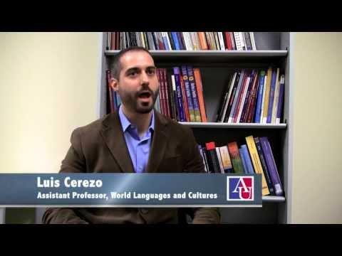 Spanish: Latin American Master's Program at AU