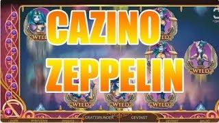 + 13,273KR na slocie CAZZINO ZEPPELIN / Duża wygrana w kasynie online