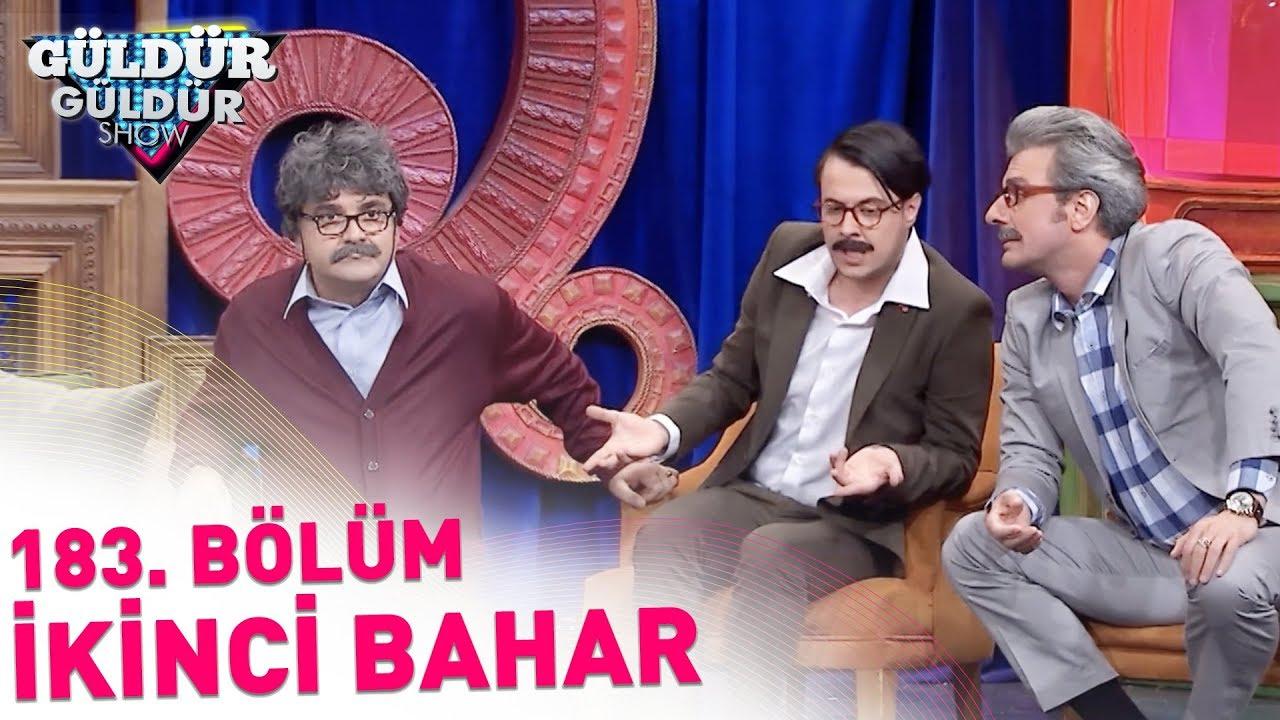 Güldür Güldür Show 183 Bölüm Ikinci Bahar Youtube
