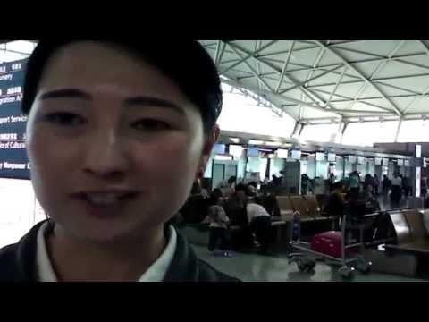 Зал вылета в Международном аэропорту Инчхон