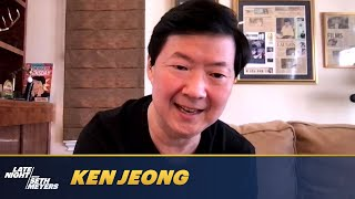 Ken Jeong Addresses the Rise of Hate Crimes Against Asian-Americans