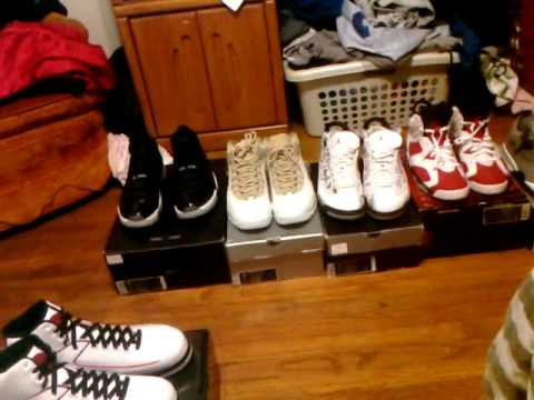 Air Jordan collection! Everything for