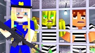 Der SCHWERSTE GEFÄNGNIS AUSBRUCH?! - Minecraft AUSBRUCH