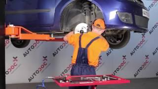 Montering Lenkearm FORD FIESTA V (JH_, JD_): gratis video