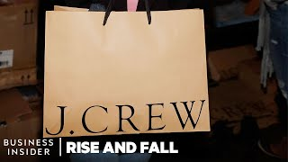 The Rise And Fall Of J.Crew