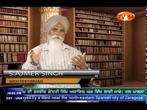 9/2/2015 P.2 Ajmer Singh (Sikh Author) on Post 1984 Holocaust Sikh Struggle & Sikh Politics