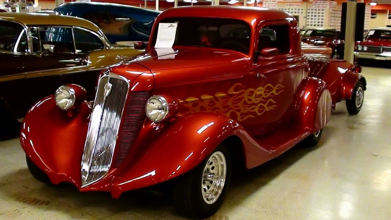 1935 Chevy 5 Window Coupe For Sale