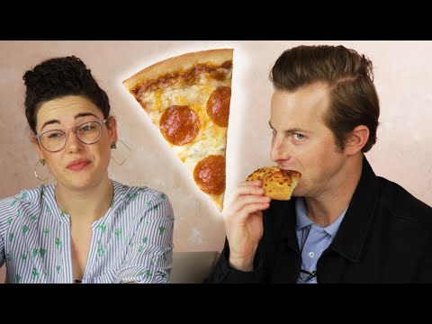 People Learn Gross Pizza Facts While Eating Pizza