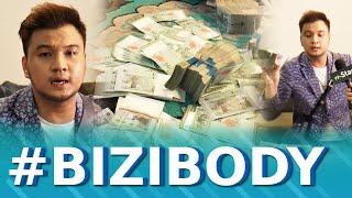 Iqbal campak duit depan wartawan! Nak tunjuk dia pun kaya, tak 'hadap' harta Vida