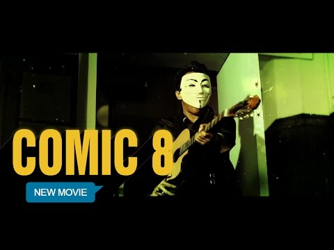 COMIC 8 - Boy William dan Nirina Zubir kepung Bank INI