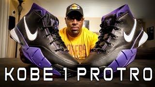 e8b3f4d53268 Nike Kobe 1 Protro REEview ...