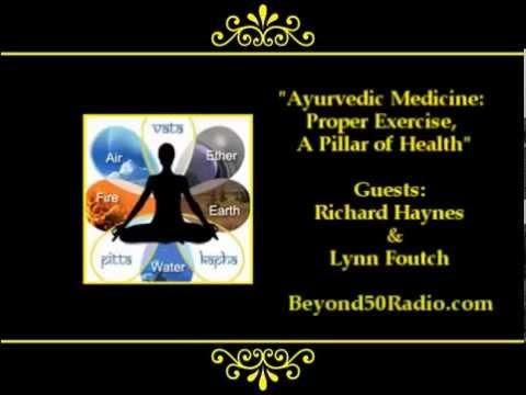 Ayurvedic Medicine: Proper Exercise, A Pillar of Health