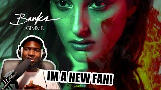 Filmmaker Producer Reacts | BANKS - Gimme [REACTION]