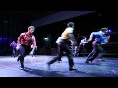 Crapshooters' Ballet