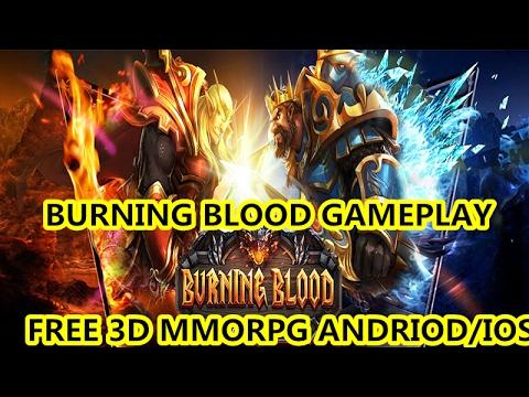 兽血再燃 Burning Blood First Game Play - FREE 3D MMorpg Andriod/iOs! Download Link Here!