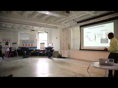 Data Science for Social Good 2014: Team Mexico