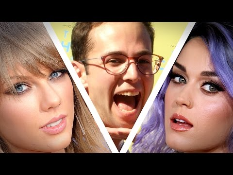 Taylor Swift Vs. Katy Perry: Celebs Decide Who Smells Better