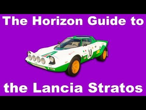 The Horizon Guide to the Lancia Stratos