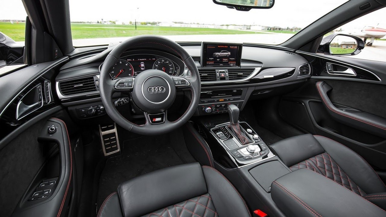 2017 Audi A6 Compeion The Torque Monster