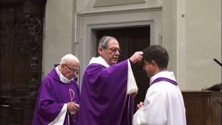 Messe du Mercredi des Cendres 10 février 2016: Entrée en Carême!