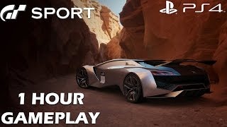 Gran Turismo SPORT - Gameplay Walkthrough Part 1 - 1 HOUR GAMEPLAY Competition Event