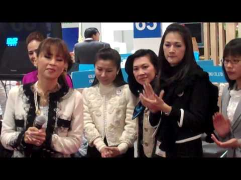 Thai Princess singing at ITB Berlin 2010 #2 | Le Gourmand - Das Geniesser-Magazin