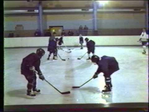 Hockey sur glace Lanester 1997