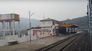 Silchar to Lumding - Approaching Jatinga Lampur