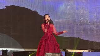송소희 (Song so hee) 제57회 진해군항제 개막식 축하공연 직캠 (fancam) 흔들림주의 20190331