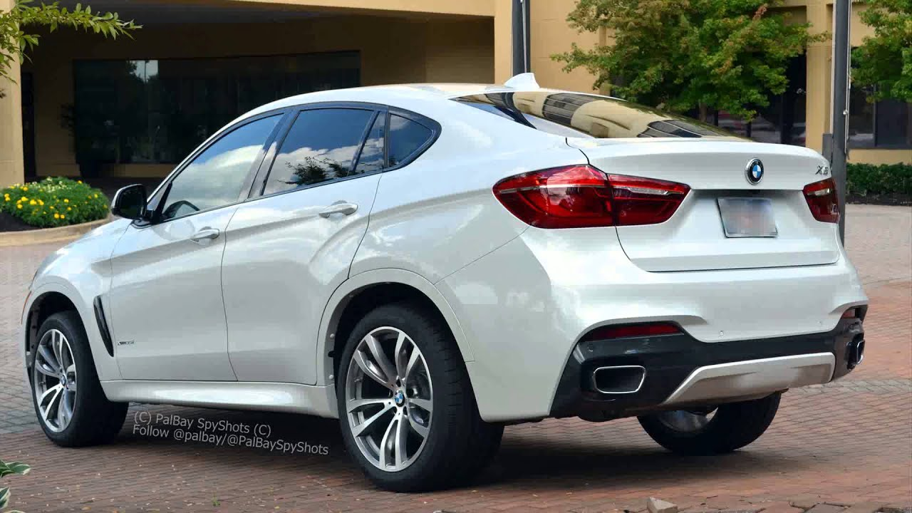 Bmw X6 M 2015 Model 6 Youtube