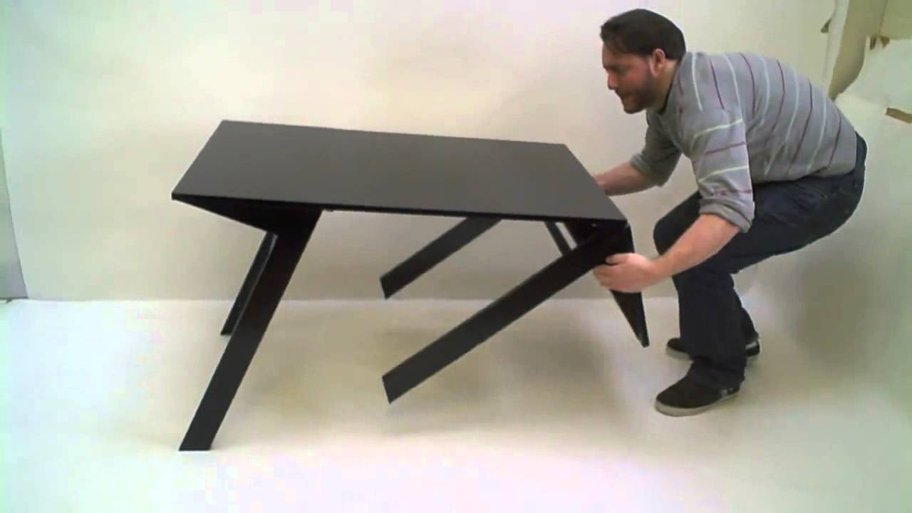 Transformando a mesa de centro para mesa de jantar  YouTube
