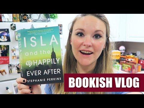 Bookish Vlog #5 - Stephanie Perkins, Ryan Graudin, Video Games & Christmas