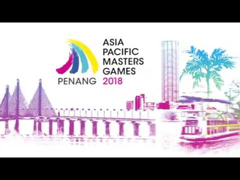 First in Asia | Asia Pacific Masters Games | 10 secs teaser